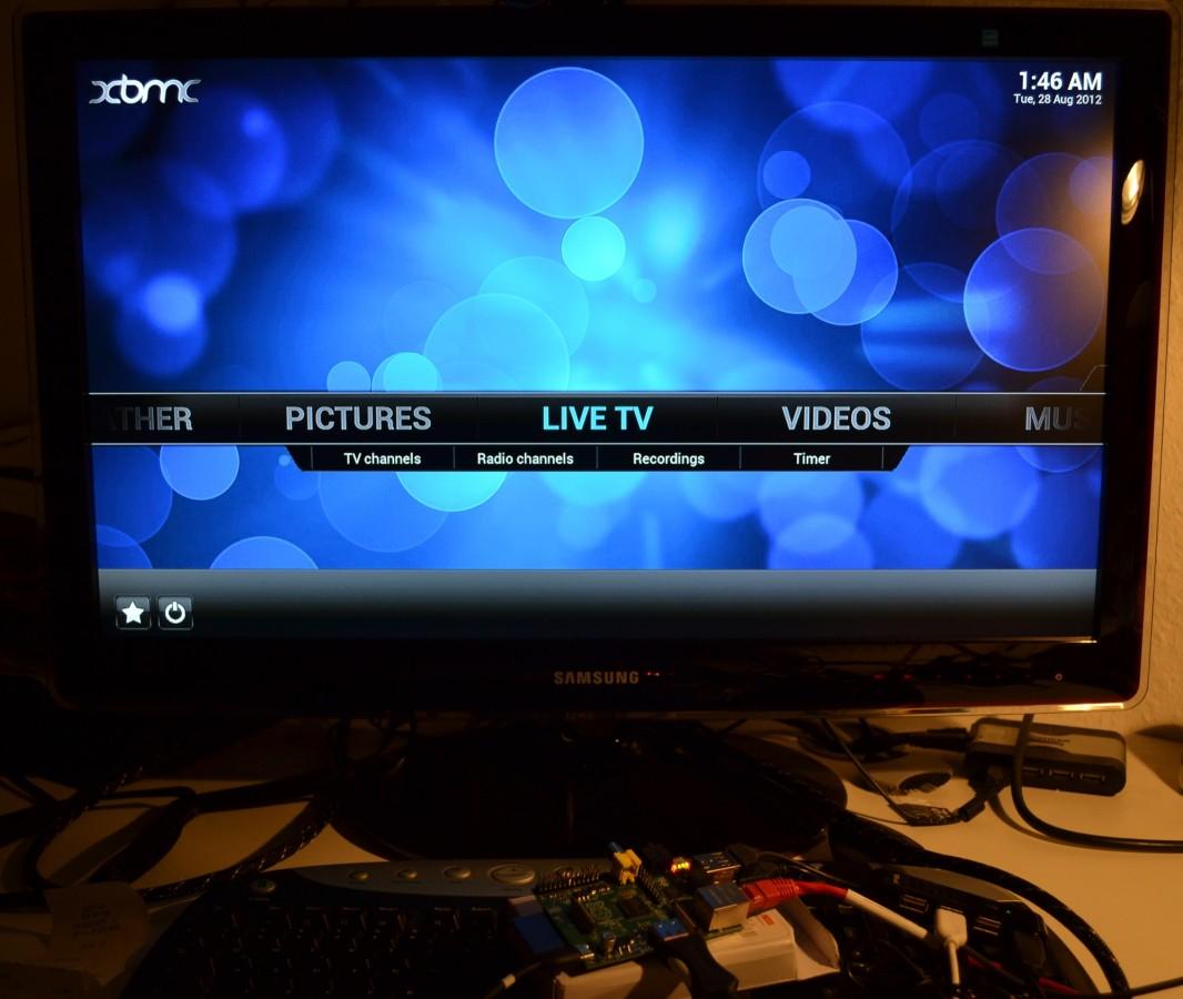 Raspberry Pi Live TV Teaser
