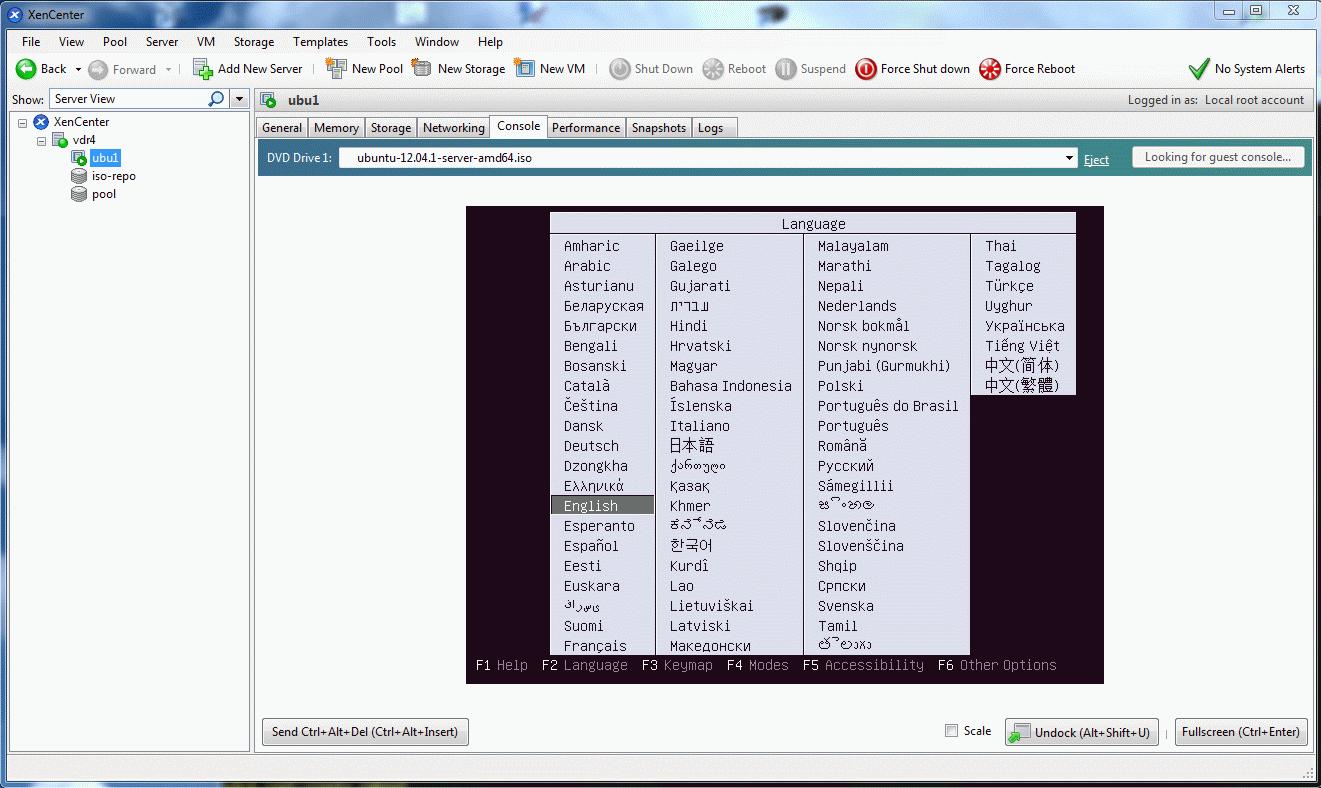 Yavdr64 05 Goes Xen Hypervisor Vdr Server Als Hypervisor Oder In